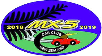 Mazda MX5 Club of  New Zealand