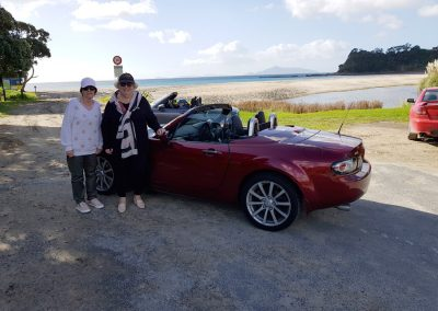 Auckland-2019-Josie-and-I-at-Langston-beach
